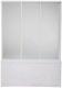 Пластиковая шторка для ванны BAS Ямайка 180x145 -