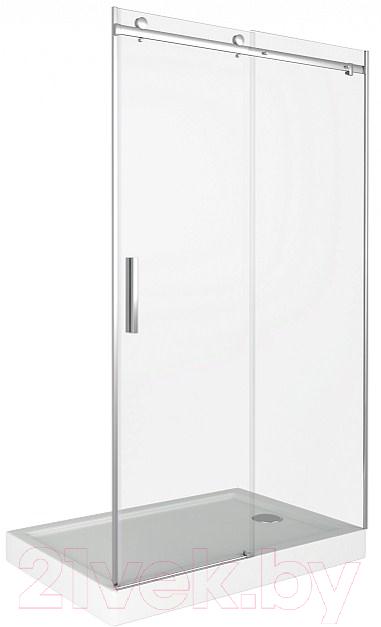 Купить Душевое ограждение Good Door, Galaxy WTW-130-C-CH, Россия
