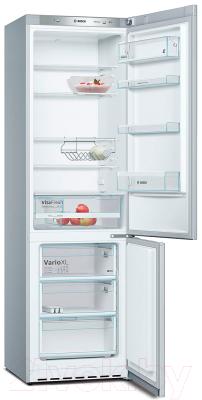 Холодильник с морозильником Bosch KGE39XL2AR