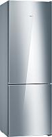 Холодильник с морозильником Bosch KGN49SM2AR -