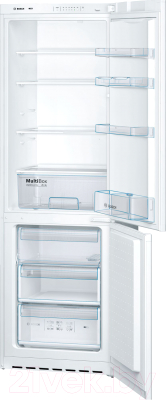 Холодильник с морозильником Bosch KGV36NW1AR