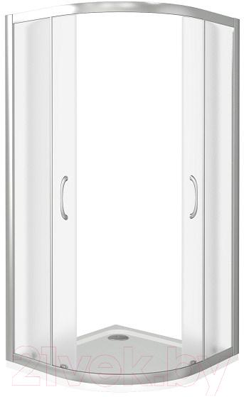 Купить Душевой уголок Good Door, Latte R-80-G-WE, Россия