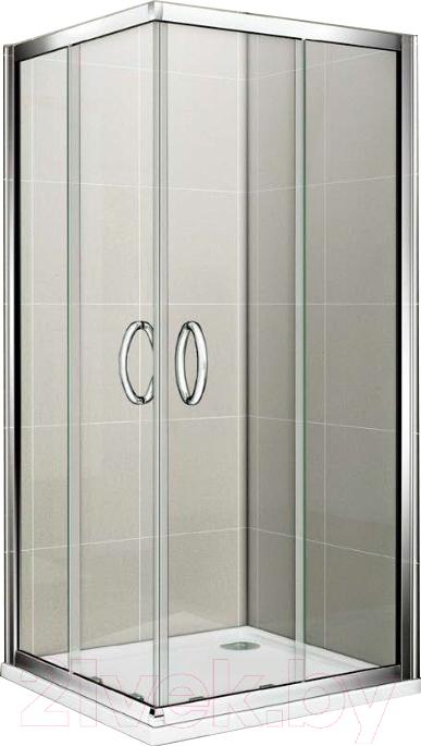 Купить Душевое ограждение Good Door, Infinity CR-100-C-CH, Россия
