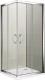 Душевое ограждение Good Door Infinity CR-100-C-CH -