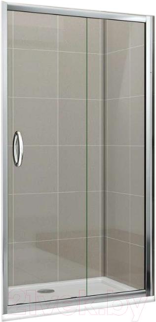 Купить Душевое ограждение Good Door, Infinity WTW-110-C-CH, Россия