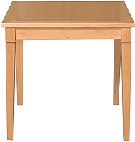 Обеденный стол Alesan Акс 80x80 (черешня лак) -