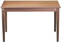 Обеденный стол Alesan Акс 80x120 (орех лак) -