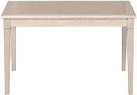 Обеденный стол Alesan Акс 80x120 (дуб лак) -