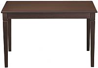 Обеденный стол Alesan Акс 80x120 (венге лак) -