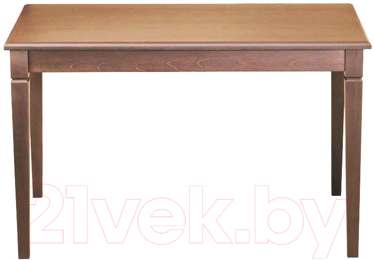 Купить Обеденный стол Alesan, Акс 70x110 (орех лак), Беларусь