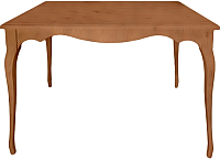 Обеденный стол Alesan Камелия 80x120 (черешня лак) -