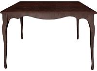 Обеденный стол Alesan Камелия 80x120 (венге лак) -