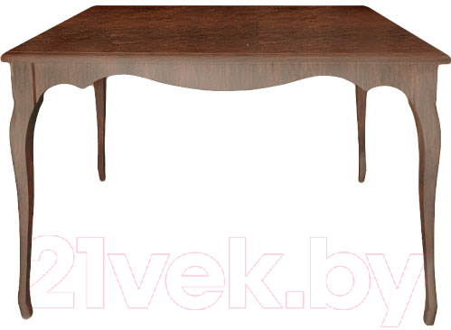 Купить Обеденный стол Alesan, Камелия 70x110 (орех лак), Беларусь