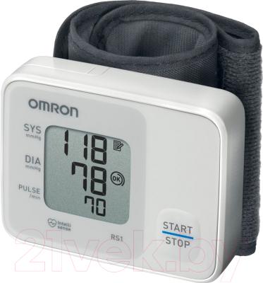 Omron RS1 (HEM-6120-E) Тонометр купить в Минске e11467c26de