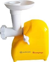 Мясорубка электрическая БЕЛВАР КЭМ-П2У-302-07 (желтый) -