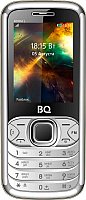 Мобильный телефон BQ Boom L BQ-2427 (серебристый) -