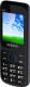 Мобильный телефон Maxvi C15 (черный/синий) -