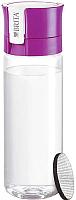 Фильтр питьевой воды Brita Fill&Go (фиолетовый) -