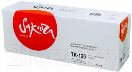 Купить Тонер-картридж SAKURA, SATK120/122, Китай, черный