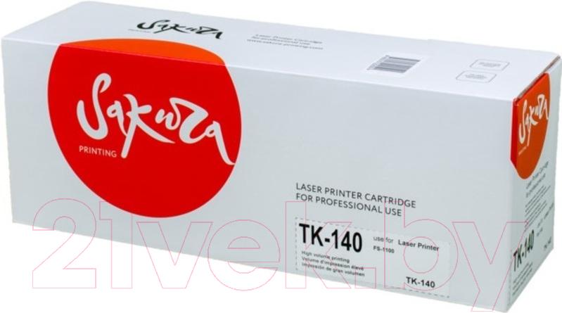 Купить Тонер-картридж SAKURA, SATK140/142/144, Китай, черный