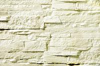 Декоративный камень Baastone Сланец Классический слоновая кость 102 (375x90x8-14) -