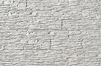 Декоративный камень Baastone Сланец Тонкослойный белый 101 (375x90x8-14) -