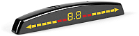 Парковочный радар ParkMaster 4ZJ51 (черный) -
