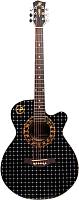 Акустическая гитара Swift Horse WG-409C/BK (черный) -