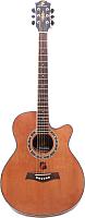 Акустическая гитара Swift Horse TK402C/NA (натуральный цвет) -