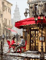 Картина по номерам Picasso Летнее кафе (PC3040067) -