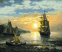Картина по номерам Picasso Тихая гавань (PC4050210) -
