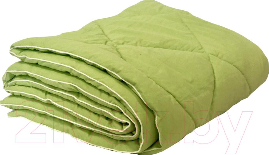 Купить Одеяло Angellini, 3с415б (150x205, зеленый), Беларусь