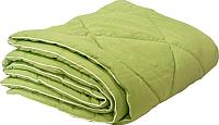Одеяло Angellini 3с422б (200x220, зеленый) -