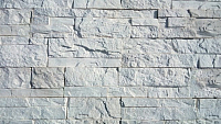 Декоративный камень Baastone Гродненский Грот белый 101 (400/250/150x90x8-18) -