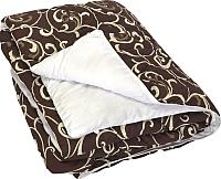 Одеяло Angellini 7с015шл (150x205, бежевый/белый) -