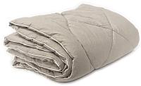 Одеяло Angellini 4с414л (140x205, серый) -