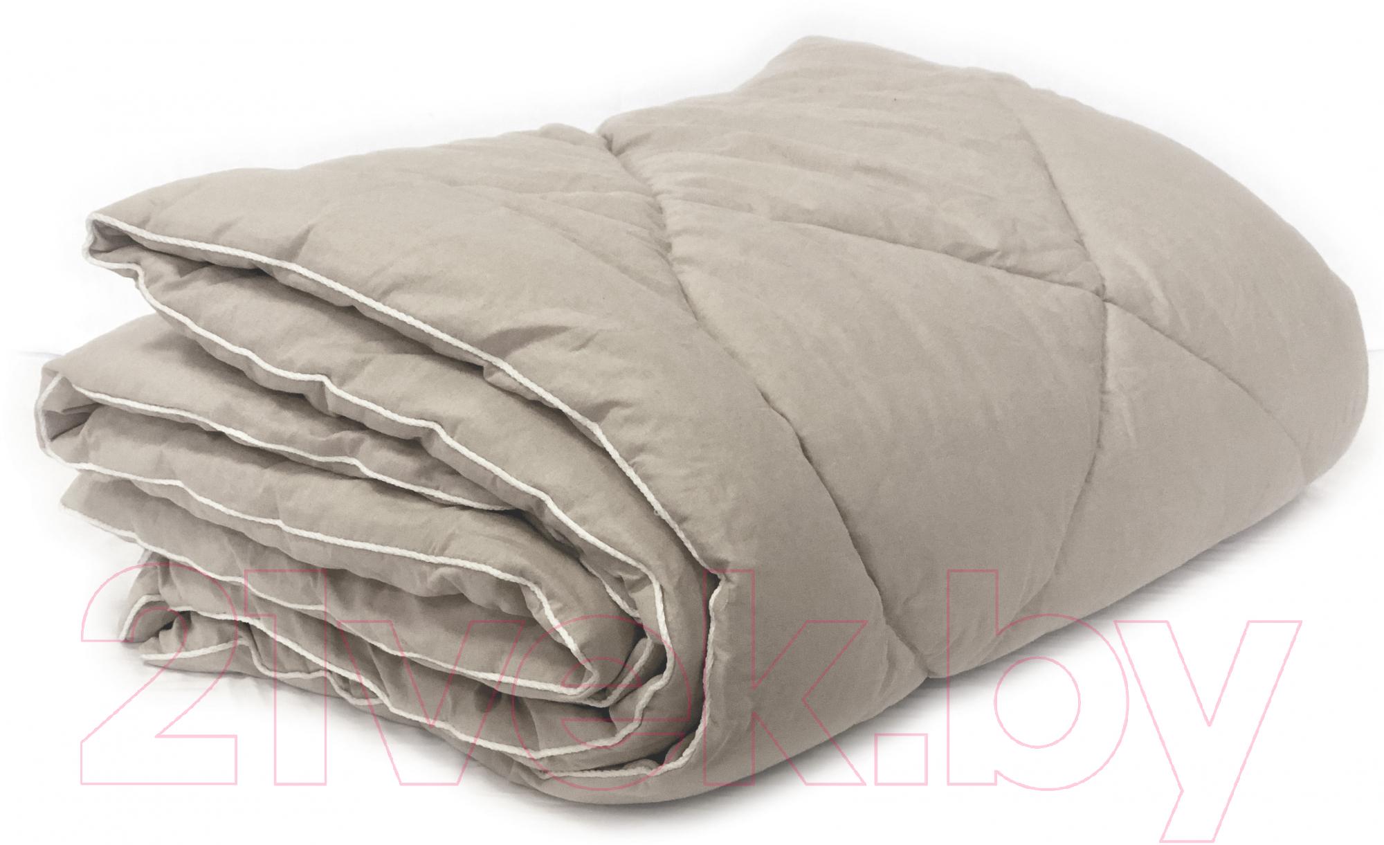Купить Одеяло Angellini, 4с415л (150x205, серый), Беларусь