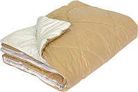 Одеяло Angellini 7с014лл (140x205, бежевый/белый) -