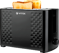 Тостер Vitek VT-1586 BK -