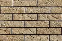 Декоративный камень Baastone Кирпич Варшавский желтый 102 (240x63x7-9) -