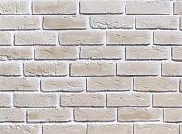 Декоративный камень Baastone Кирпич Шамотный бежевый 102 (210x65x7-9) -