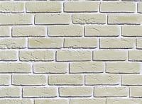 Декоративный камень Baastone Кирпич Шамотный палевый 104 (210x65x7-9) -