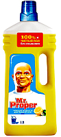 Чистящее средство для пола Mr.Proper Лимон жидкий (1л) -