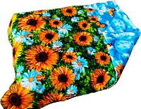 Одеяло Angellini 5с314л (140x205, подсолнухи) -