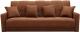 Диван Промтрейдинг Милан 120 с пружиннным блоком (коричневый) -