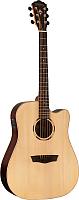 Электроакустическая гитара Washburn WLD20SCE -