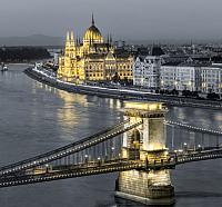 Фотообои Твоя планета Люкс Будапешт (291x272) -