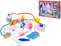 Набор доктора детский Play Smart Волшебная аптечка 2554 (22пр) -