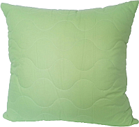 Подушка для сна Angellini Бамбук 4с4041ч 60x60 (зеленый) -