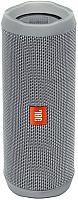 Портативная колонка JBL Flip 4 (серый) -